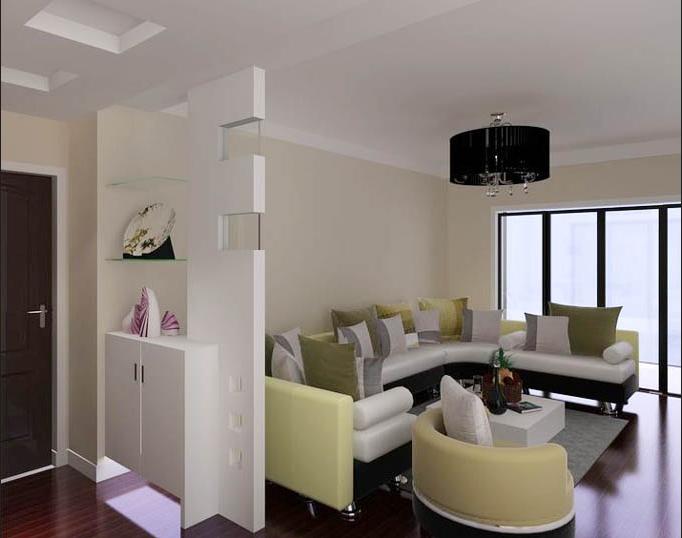 如何合理装修设计住宅玄关
